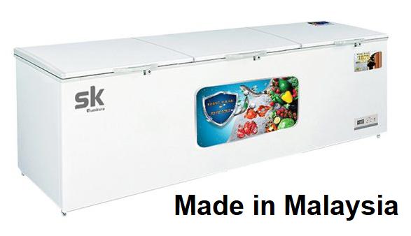 cách mua tủ đông
