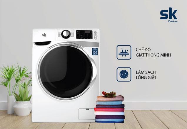 máy giặt Sumikura SKWFID-98P2