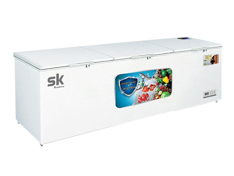 tủ đông 1 ngăn 3 cánh Sumikura