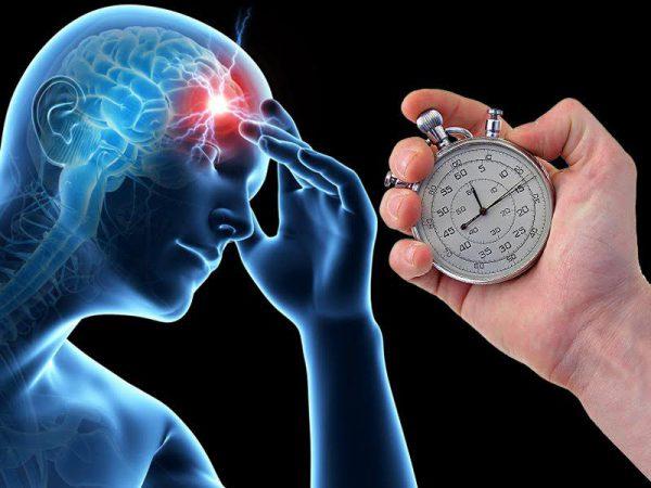 đột quỵ não tăng cao