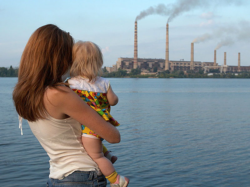 môi trường ô nhiễm