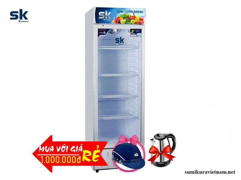 5 lý do bạn nên chọn tủ mát Sumikura