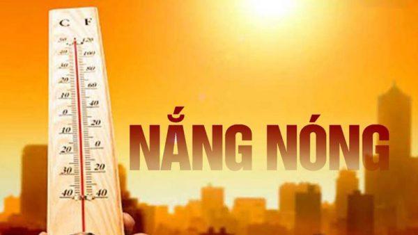 nắng nóng gay gắt tại hà nội và các tỉnh miền trung