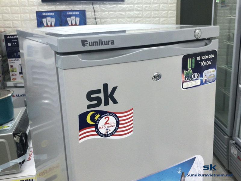 tủ đông sumikura