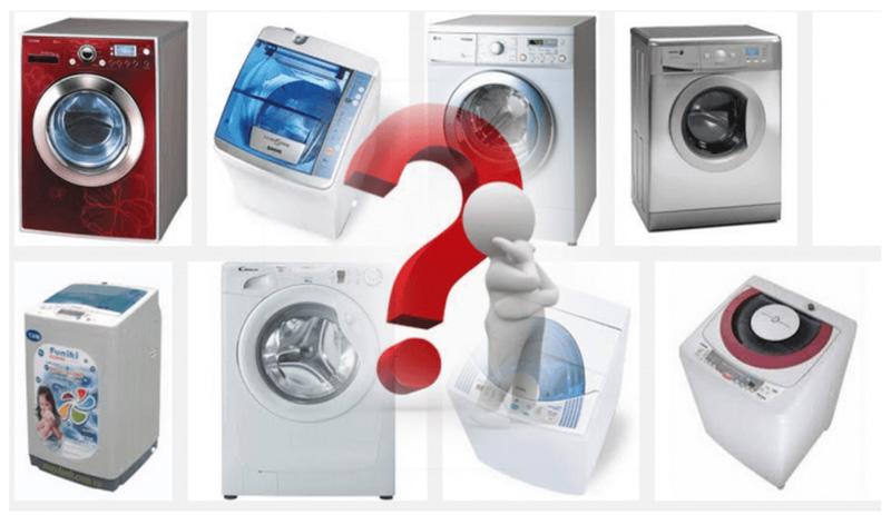 máy giặt lồng đứng hay lồng ngang