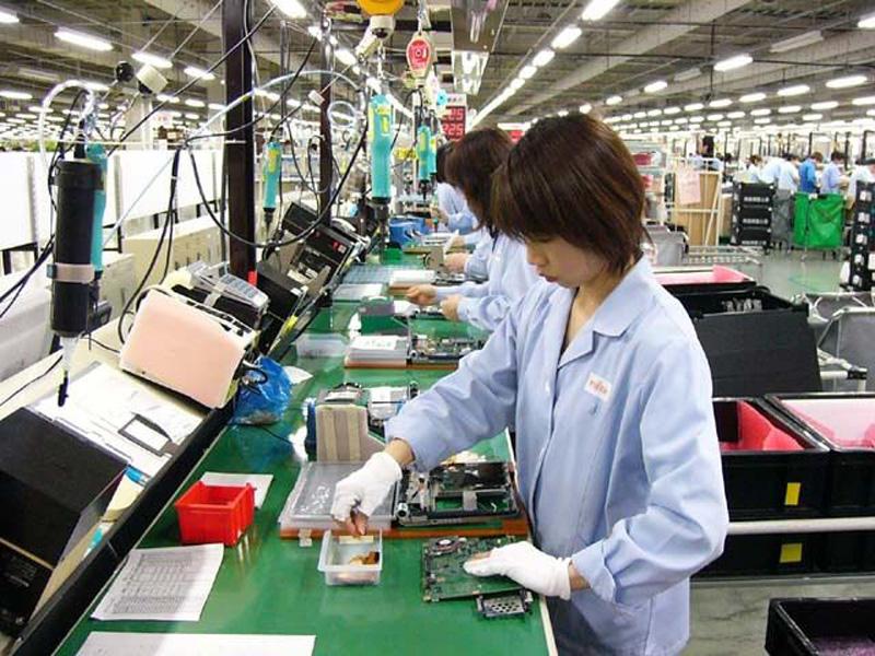 apple chuyển nhà máy sản xuất