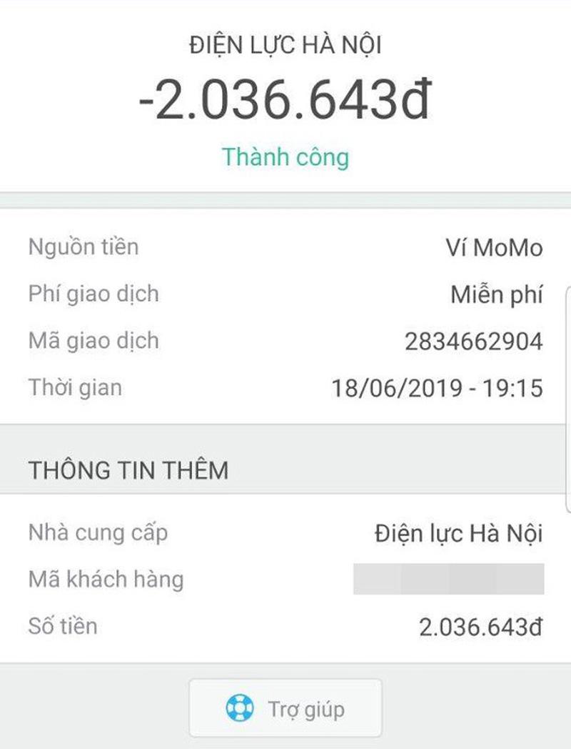 hoá đơn tiền điện tháng vừa qua tăng gấp đôi