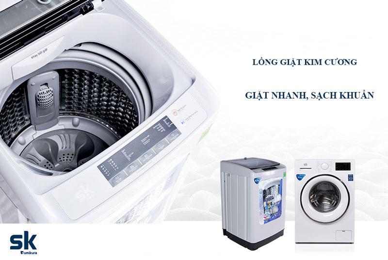 máy giặt sumikura