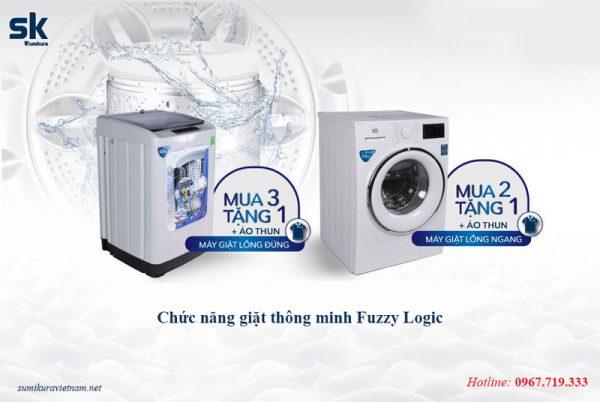 máy giặt lồng đứng sumikura