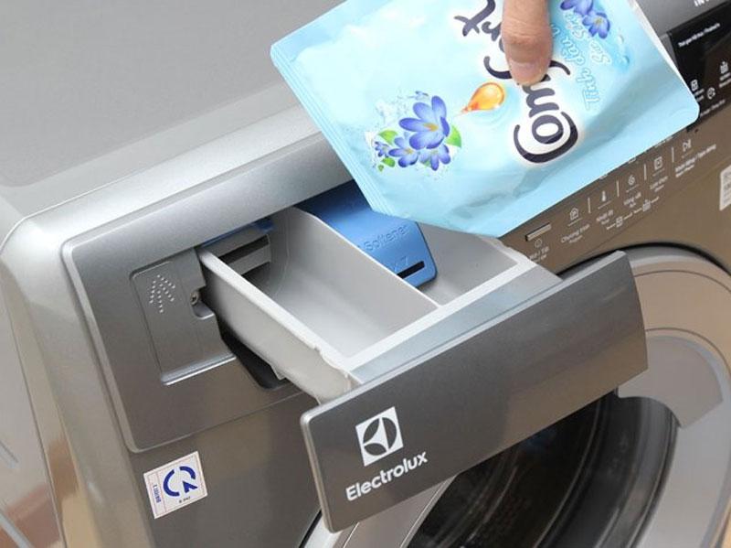lưu ý khi dùng máy giặt