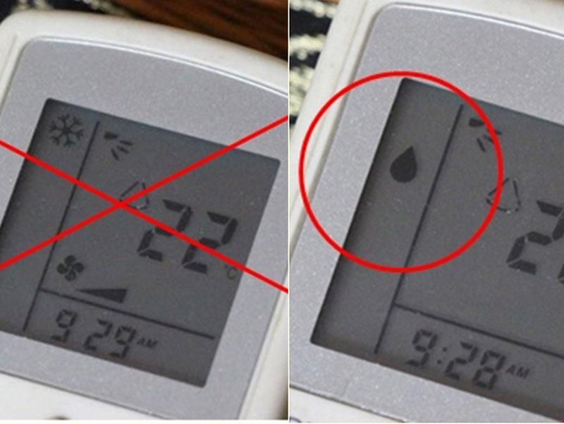 chế độ dry điều hòa sumikura