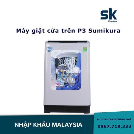 Máy giặt cửa trên P3 Sumikura