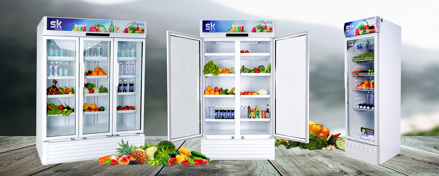 Tư vấn sử dụng tủ mát đúng cách an toàn, tiết kiệm điện