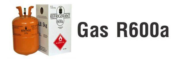 Gas R600A tiết kiệm điện