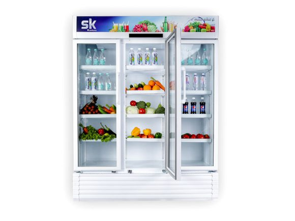 Tủ mát Sumikura SKSC-1403WG3/HW