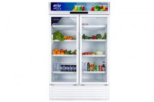 Tủ mát Sumikura SKSC-802WG2/HW