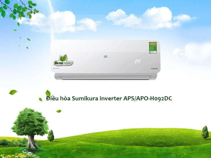 Điều hòa Sumikura inverter APS/APO-H092DC 9000BTU 2 chiều