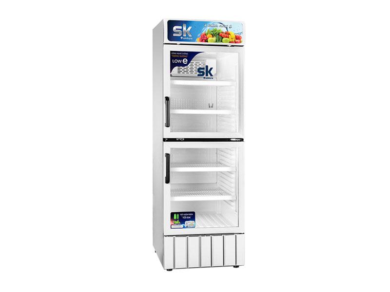 tủ mát sumikura SKSC-400D2